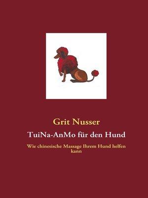 cover image of TuiNa-AnMo für den Hund