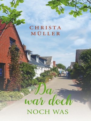 cover image of Da war doch noch was