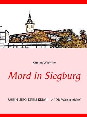 cover image of Mord in Siegburg