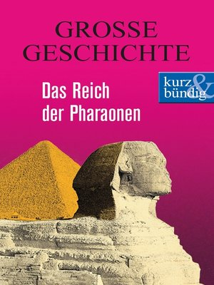 cover image of Das Reich der Pharaonen