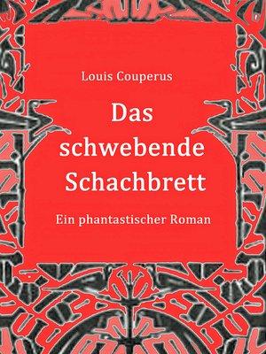 cover image of Das schwebende Schachbrett