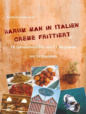 cover image of Warum man in Italien Creme frittiert