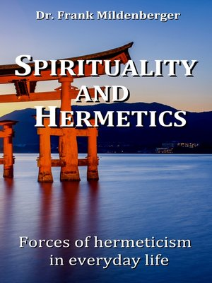 cover image of Spirituality and Hermetics