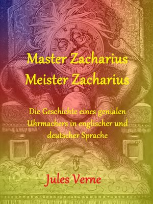 cover image of Master Zacharius Meister Zacharius