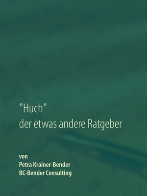 "cover image of ""Huch"""