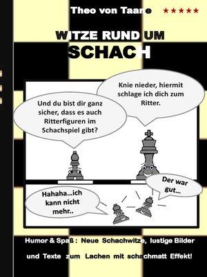 cover image of Witze rund um Schach