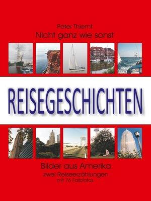 cover image of Reisegeschichten