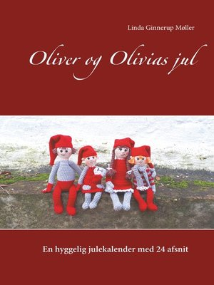 cover image of Oliver og Olivias jul