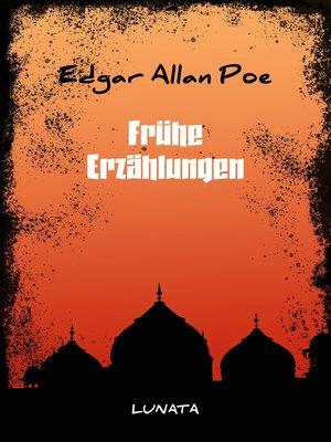 cover image of Frühe Erzählungen
