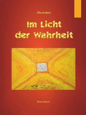 cover image of Im Licht der Wahrheit