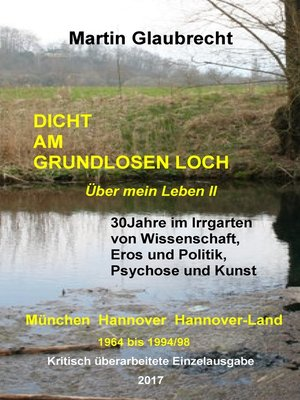 cover image of Dicht am grundlosen Loch