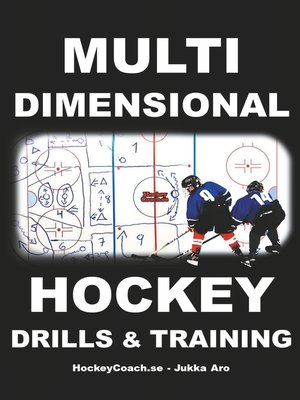 cover image of Multidimensional Hockey Drills and Training