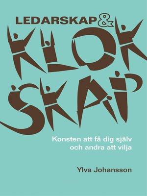 cover image of Ledarskap & klokskap