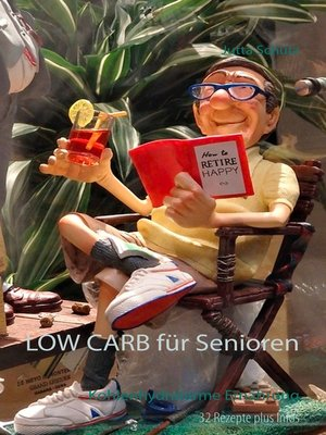 cover image of LOW CARB für Senioren