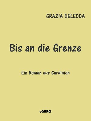 cover image of Bis an die Grenze