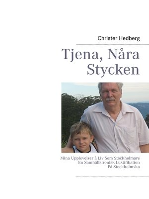 cover image of Tjena, Nåra Stycken