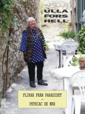 cover image of Flikar från Paradiset