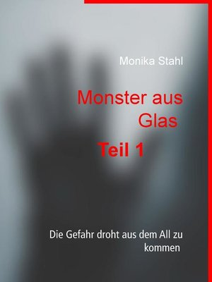 cover image of Monster aus Glas