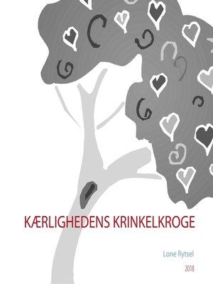 cover image of Kærlighedens krinkelkroge
