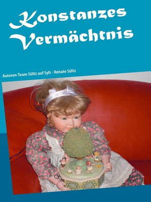 cover image of Konstanzes Vermächtnis