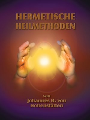cover image of Hermetische Heilmethoden