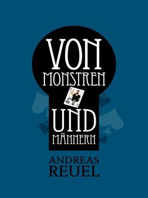 cover image of Von Monstren und Männern