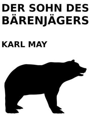 cover image of Der Sohn des Bärenjägers