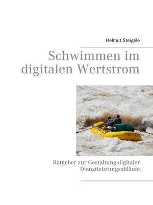 cover image of Schwimmen im digitalen Wertstrom