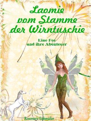 cover image of Laomie vom Stamme der Wirntuschie