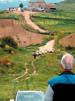 cover image of En dannelsesrejse i Italien
