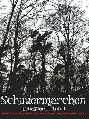 cover image of Schauermärchen