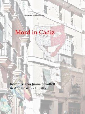 cover image of Mord in Cádiz