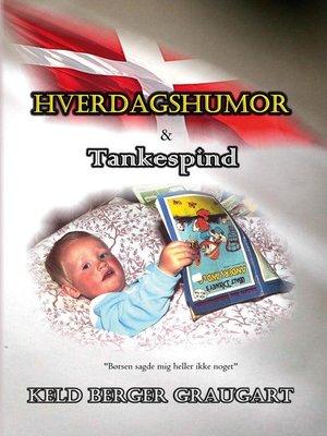 cover image of Hverdagshumor og Tankespind