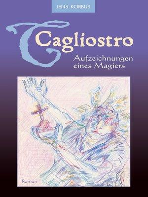 cover image of Cagliostro