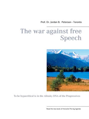 cover image of The war against free Speech