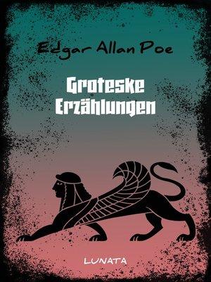 cover image of Groteske Erzählungen