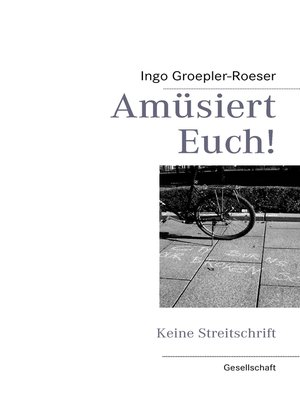cover image of Amüsiert Euch!