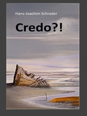 cover image of Credo?!