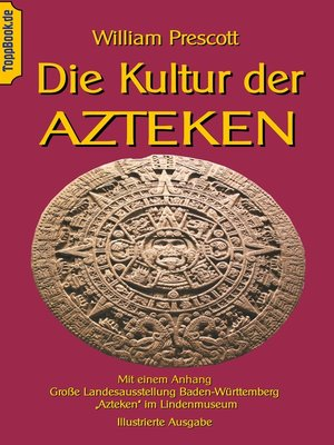 cover image of Die Kultur der Azteken
