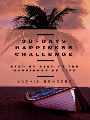 cover image of 30-Days Happiness Challenge