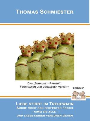 cover image of Liebe stirbt im Treuewahn