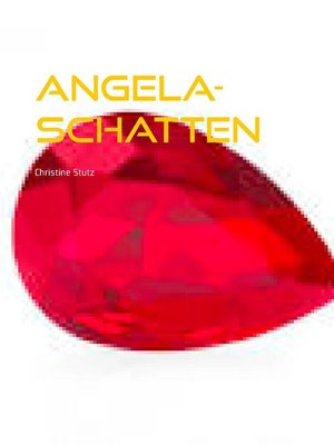 cover image of Angela-Schatten Comtesse