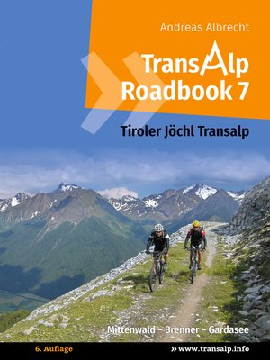 cover image of Transalp Roadbook 7--Tiroler Jöchl Transalp