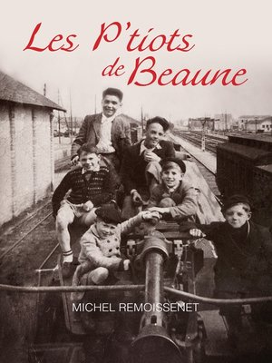 cover image of Les P'tiots de Beaune