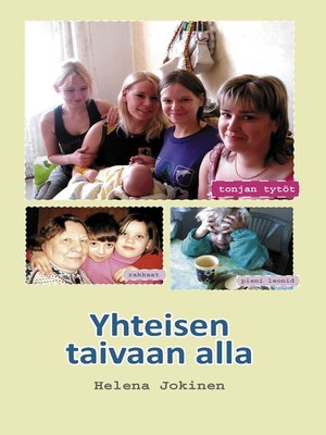 cover image of Yhteisen taivaan alla