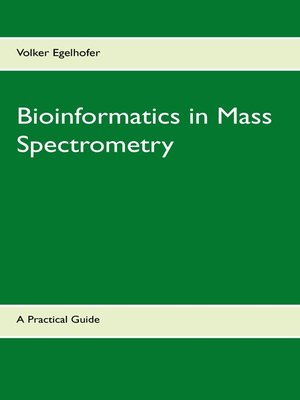 cover image of Bioinformatics in Mass Spectrometry