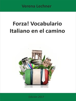 cover image of Forza! Vocabulario