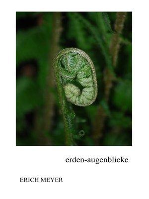 cover image of Erden-Augenblicke