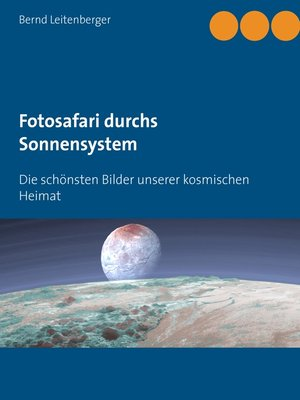 cover image of Fotosafari durchs Sonnensystem