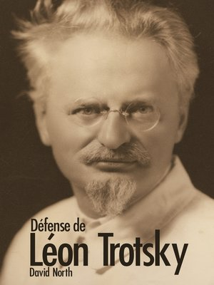 cover image of Défense de Léon Trotsky